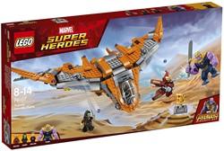 LEGO Super Heroes Thanos: het ultieme duel 76107