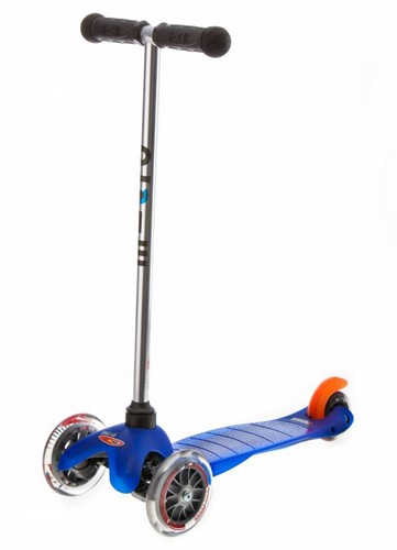 Micro step mini Classic Blauw