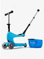 Micro  Mini loopfiets Mini2go Deluxe Plus blauw-3