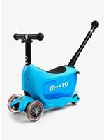 Micro  Mini loopfiets Mini2go Deluxe Plus blauw-2