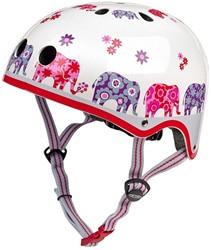 Micro step helm Olifantjes maat S