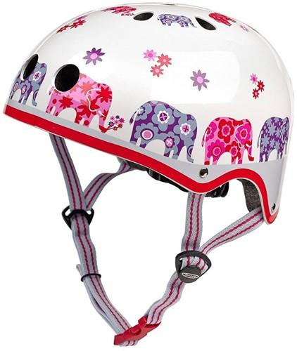 Micro step Helm Olifantjes - maat S