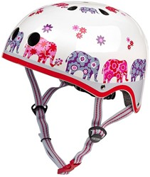 Micro step helm Olifantjes maat M