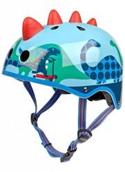 Micro step helm 3D dino maat M