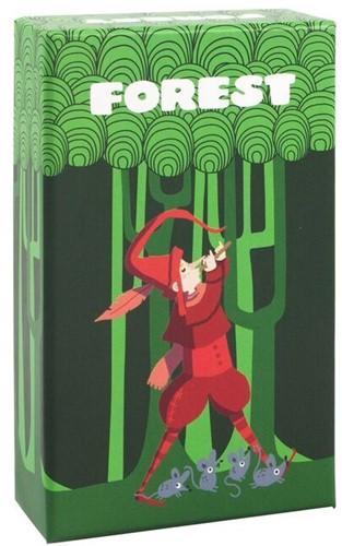 Helvetiq kaartspel Forest