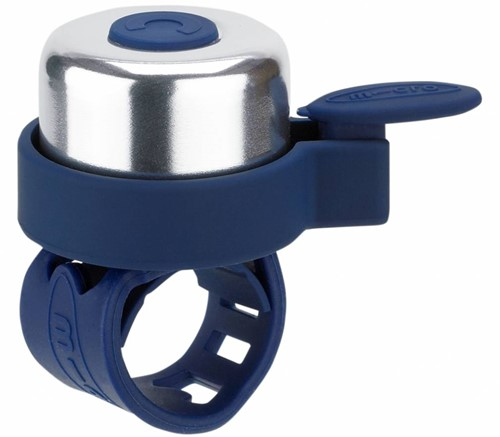 Micro bel donkerblauw