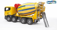 Bruder Scania R-Serie Cement Mixer-2
