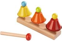 Haba  houten muziekinstrument Klokkenspel 7731-1