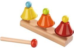 Haba  houten muziekinstrument Klokkenspel 7731