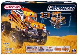 Meccano  constructie speelgoed Elite Offroad Suv
