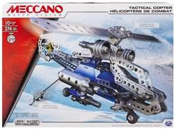 Meccano  constructie speelgoed Tactical Copter