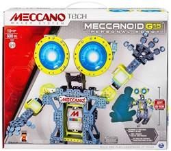 Meccano  constructie speelgoed MECCANOID-RMS G15