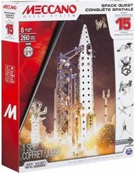 Meccano  constructie speelgoed Space Quest
