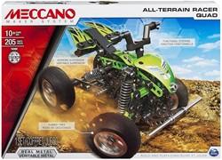 Meccano  constructie speelgoed All-terrain racer