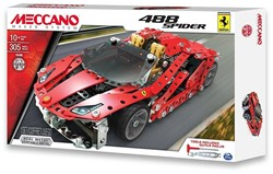 Meccano  constructie speelgoed Ferrari Roadster 341+