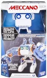 Meccano  constructie speelgoed Micronoid Blauw