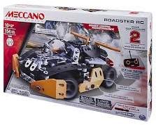 Meccano  constructie speelgoed Sport Roader RC