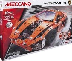 Meccano - Modelauto - Lamborghini Aventador