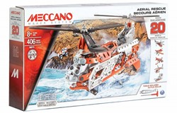 Meccano  constructie speelgoed Multi 20in1 Heli 404+