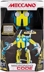 Meccano constructie speelgoed Micronoid Code A.C.E
