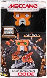 Meccano Constructie Speelgoed Micronoid Code Magna