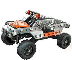 Mecanno Constructie Speelgoed Multi 10 in 1 Truck