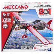 Meccano - Modelauto -  2 In 1 Plane