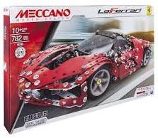 Meccano constructie Ferrari La Ferrari