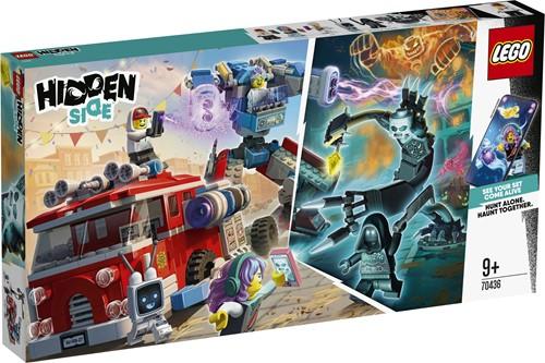 LEGO Hidden Side Spookbrandweerauto 3000 - 70436