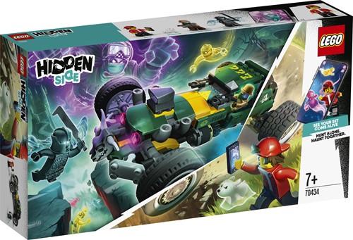 LEGO Hidden Side Bovennatuurlijke racewagen - 70434