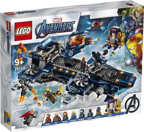 LEGO Super Heroes Avengers Helicarrier - 76153