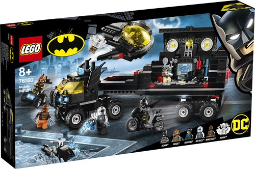 LEGO Super Heroes Mobiele Batbasis - 76160