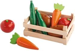 Haba  keuken accessoires Groentekistje 7802