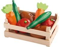 Haba  keuken accessoires Groentekistje 7802-2