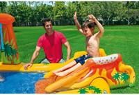 Intex Zwembad Playcenter Dinosaur, 249x191x109cm-2
