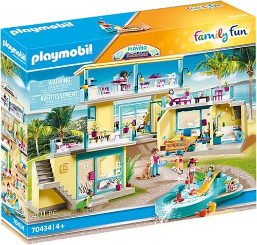 Playmobil Family Fun - PLAYMO Strandhotel 70434