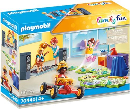 Playmobil Family Fun - Kids club 70440