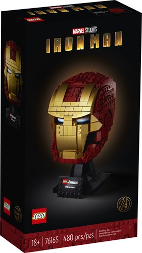 LEGO Super Heroes Iron Man helm - 76165