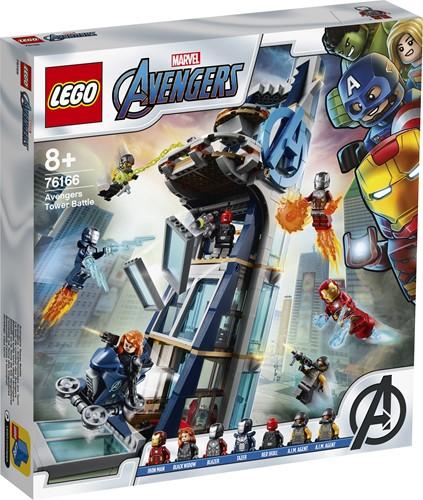 LEGO Super Heroes Avengers torengevecht - 76166