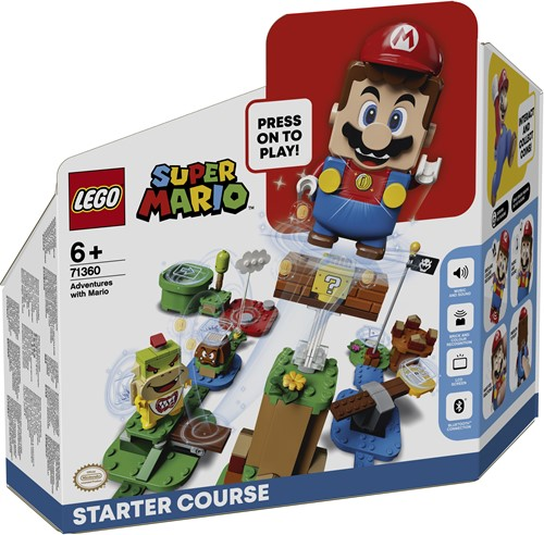 LEGO Super Mario Avonturen met Mario Starter Set - 71360