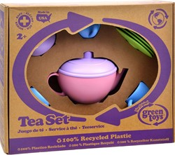 Green Toys  kinderservies Tea Set