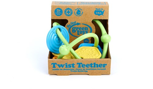 Green Toys Twist Teether-3