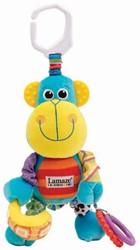 Lamaze  box en maxi cosi speelgoed Ali de Aap