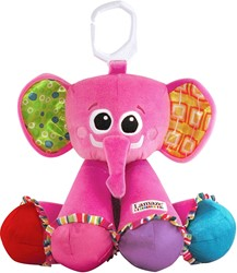 Lamaze  box en maxi cosi speelgoed Elephantunes