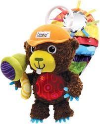 Lamaze  box en maxi cosi speelgoed Billie de Bever