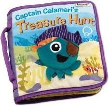 Lamaze  babyboek Captain Calamari's Treasure Hunt