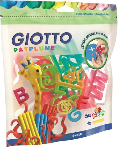 Giotto  PATPLUME MODELING ACCESSORIES LETTERS