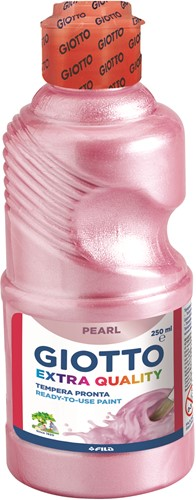 Giotto Bottle 250 ml Pearl Paint  Magenta