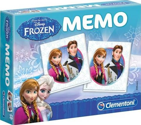 Clementoni Memory Frozen