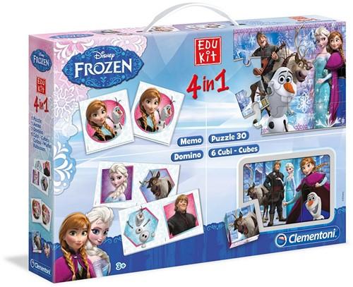 Clementoni Superkit Frozen: 4 in 1